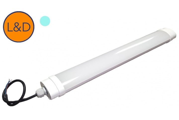 LED Tri-Proof Light 20W IP65