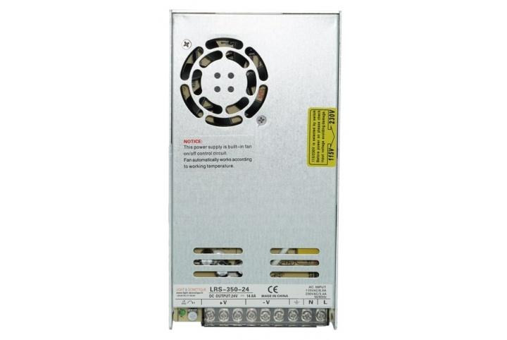 L&D 24V DC 350W 14.6A power supply LRS-350-24