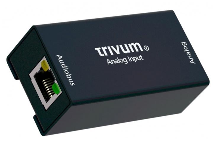 Trivum Analog input adapter
