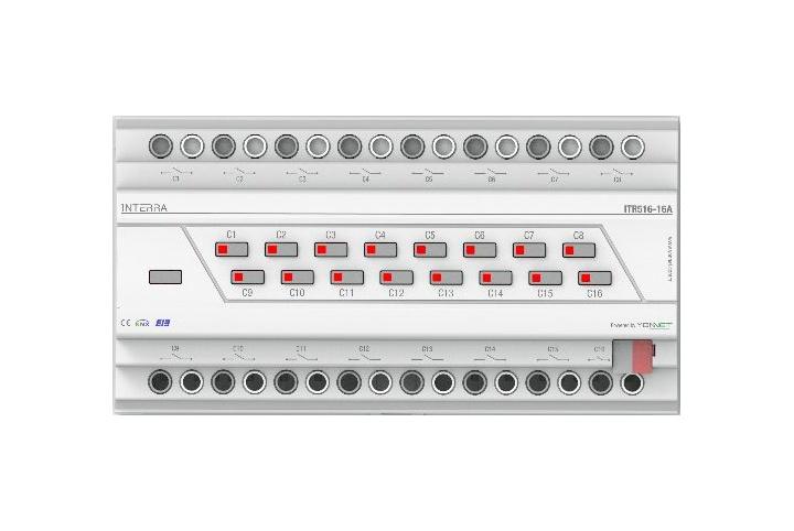 Interra combo actuator 16 outputs ITR516-16A