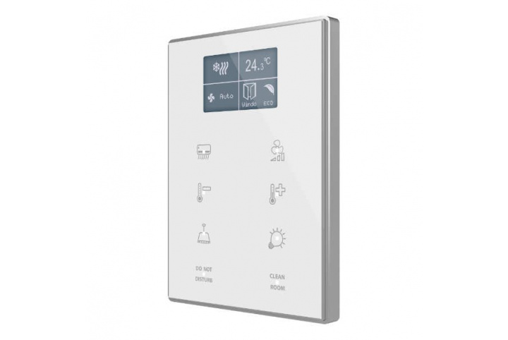 Zennio TMD-Display One Capacitive Room Controller ZVI-TMDD