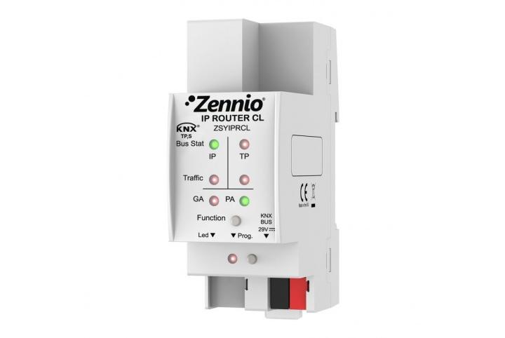Zennio KNX-IP Router ZSYIPRCL