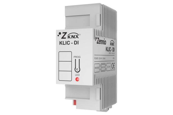 Zennio KLIC-DI Daikin KNX air conditioner controller (Industrial Range) ZN1CL-KLIC-DI