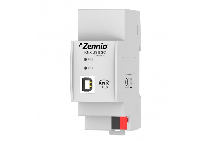 Zennio KNX USB Interface ZSYUSBSC