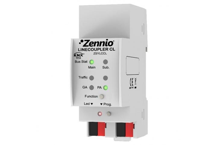 Zennio KNX Line Coupler Linecoupler CL ZSYLCCL