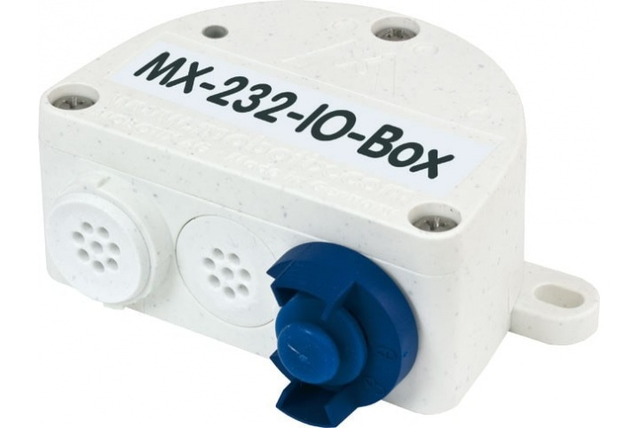 MOBOTIX Mx-232-IO Interface Box for MX-OPT-RS1-EXT Camera