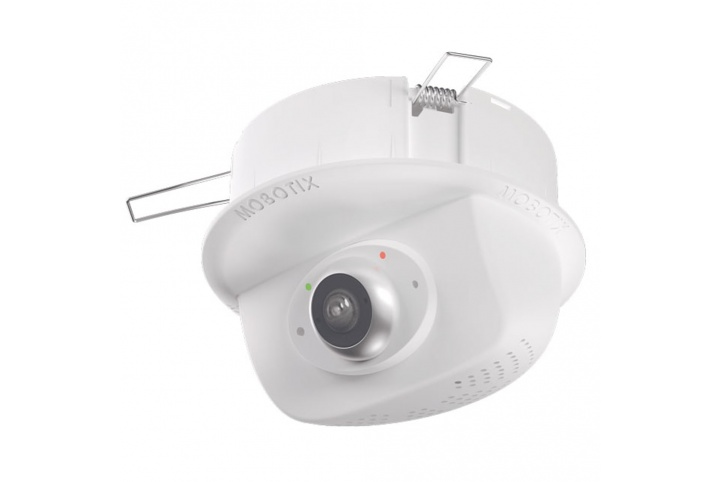MOBOTIX Indoor Hemispheric IP Camera P26 6MP Ethernet POE Mx-p26B-6D016
