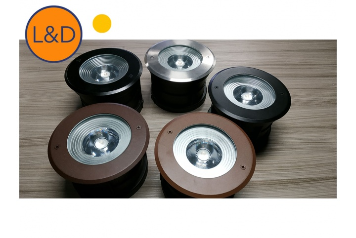 15W In ground LED Spotlight