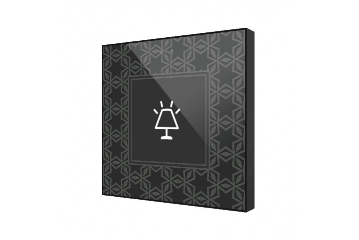 Zennio Flat 1/2/4/6 keys v2 - Backlit capacitive touch switch ZVIF